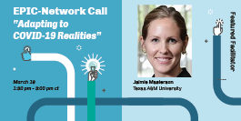 EPIC-Network Call: Adapting to COVID-19 Realities