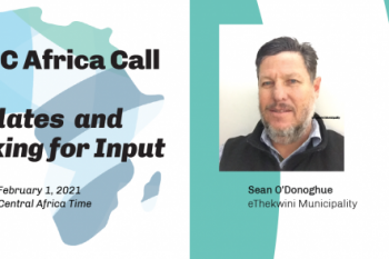 EPIC Africa Call: Updates and Asking for Input