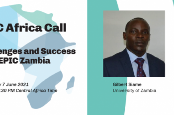 EPIC-Africa Call: Challenges and Successes from EPIC Zambia